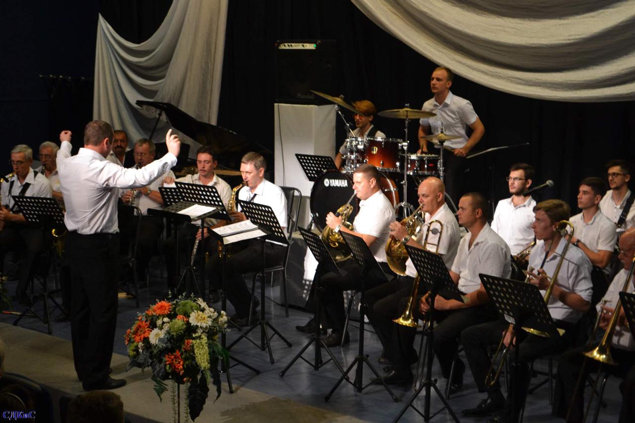 Поздравление с юбилеем духовой оркестр